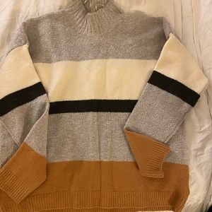 Willow & Paige striped sweater